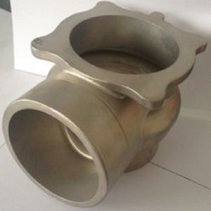 Stainless Steel Investment Casting Control Valve (Machining) pictures & photos