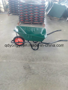0% Anti-Dumping Duty Wheelbarrow (WB3800) for South Africa Market pictures & photos