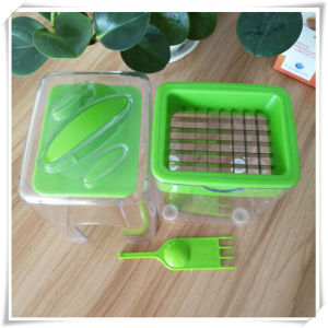 Kitchen Gadget Potato Cutter for Salad Made (VK15030) pictures & photos