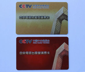 Gold/ Silver Loyalty Card for Membership Management
