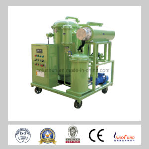 Zrg-50 Multi-Functional Used Hydraulic Oil Recycling Machine pictures & photos