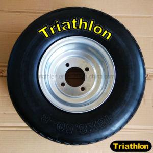 8.50-8 4.00-8 3.50-8 Flat Free PU Foam Wheel & Tire pictures & photos