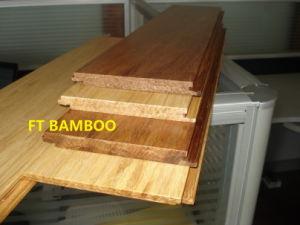 Click-Lock Strand Woven Bamboo Flooring