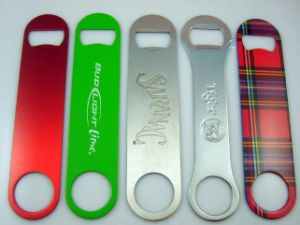 Promotion Beer Bottle Opener with Client Logo (OP-8801) pictures & photos