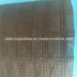 Polyester Geogrid with Light Weight Nonwoven Backing pictures & photos
