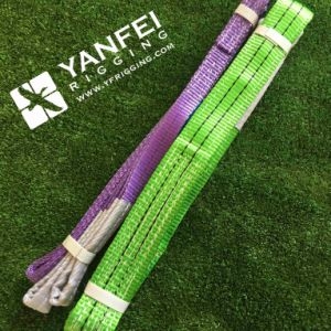 Polyester Webbing Lifting Sling for Lifting pictures & photos