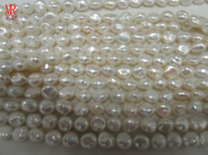 Irregular Loose Freshwater Pearls Strands pictures & photos