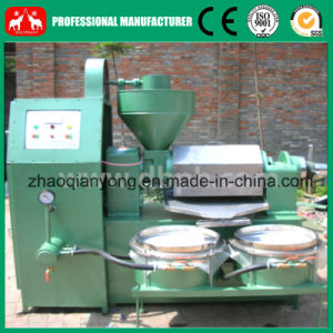 Peanut, Soybean, Sesame Automatic Combined Oil Press pictures & photos