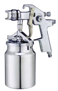 HVLP (high volume low pressure) Enviroment-Friendly Voc Spray Gun Ab-17s