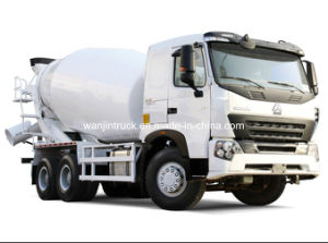 HOWO A7 10m3 ZZ1257N3847N1 Mixer Truck pictures & photos