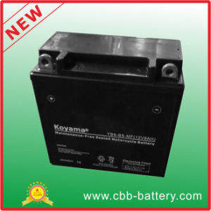 12V9ah Yb9-BS-Mf Maintenance-Free Motorcycle Battery pictures & photos