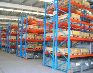 Pallet Rack Double Deep Rack (UNDD-002) pictures & photos