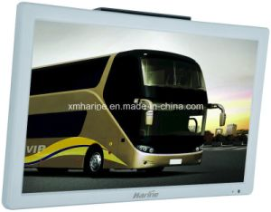 18.5 Inch Car Bus LCD Monitor Ad TV LCD Screen pictures & photos