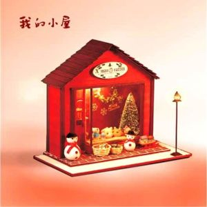 DIY Playing House-Christmas′ Gift