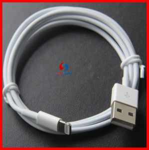 Factory Wholesale 3 Meter Mobile USB Cable for iPhone 6/6s pictures & photos
