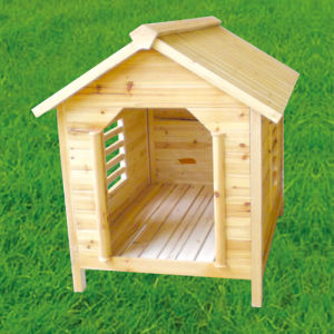 Wooden Pet House (5663-0253)