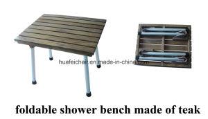 Teak Shower Bench (BB-03)