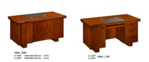 Special Design Chinese Style Office Table Computer Desk for Junior Manager pictures & photos