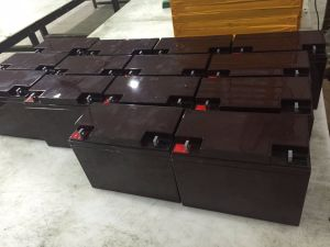 Lead Acid Battery 50ah 12V Storage AGM Battery Np50-12 pictures & photos