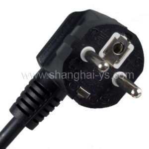 Kc Power Cord Plug (YS-1) pictures & photos