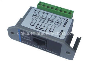 4 Channel Passive Video Balun (DS-UP0411C)