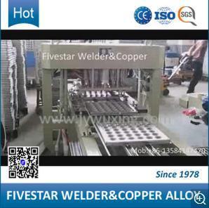High Frequency Control Multi-Spot Welding Machine for Electrostatic Floor Welding