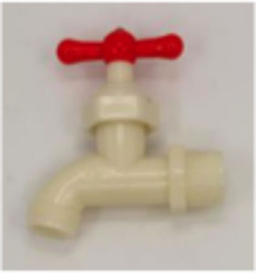 Best Selling ABS Bibcock, Plastic Ball Valve pictures & photos