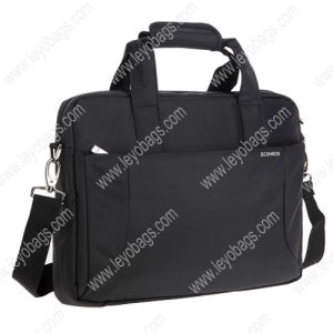 Men Business Bag Computer Laptop Bag Black (BC121201)