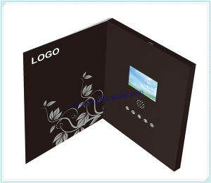 Customized Video Greeting Card for Promotion
