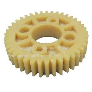 ISO Anis DIN Standard Plastic Spur Gear pictures & photos