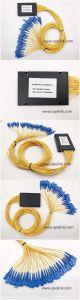 Gpon Telecommunication 1X32 Plastic Box PLC Splitter Sc Connnector pictures & photos