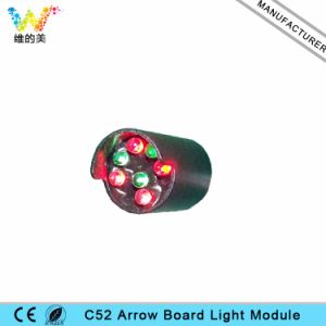 C26 4r3g Waterproof LED Arrow Board Sign Pixel Cluster Module pictures & photos