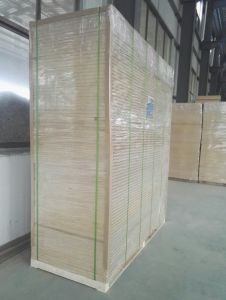 Made in China Hollow Chipboard/Particleboard pictures & photos