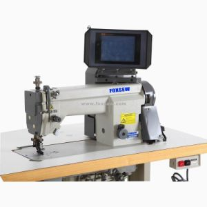 Integrated Sewing Unit for Programmed Sleeve Setting pictures & photos