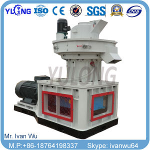 1 Ton/Hour Ce Approved Yulong Pellet Mill Machine pictures & photos