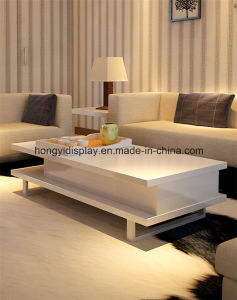 White Color Tea Table for Home Decoration pictures & photos