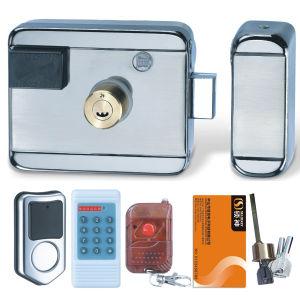 New Launch Safe Swipe Card Intelligent Electronic Door Lock