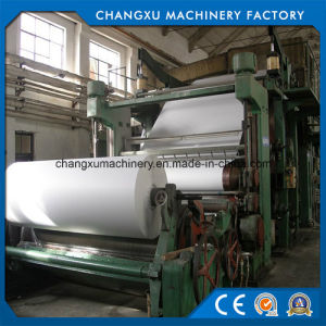 10t/Day Toilet Paper/Tissue Paper/Napkin Paper/Lavatory Paper Machinery pictures & photos
