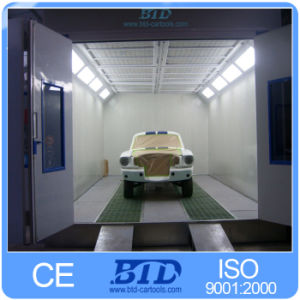 Btd Used Cars for Sale in Germany Used Spray Booth for Sale pictures & photos