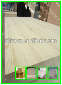 Ab Grade Finger Joint Board for Korea Market pictures & photos