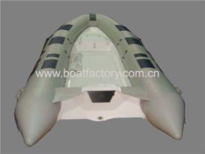 Rigid Inflatable Boat (RIB420)