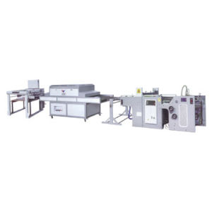 Auto Cylinder Screen Printing Machine (JB-720/780/1020)