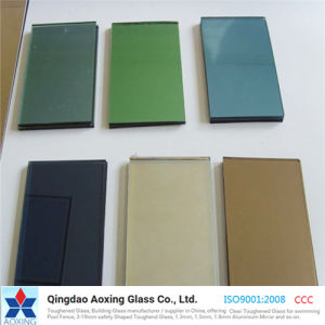 Color Float Glass for Building Glass/Wall Glass pictures & photos