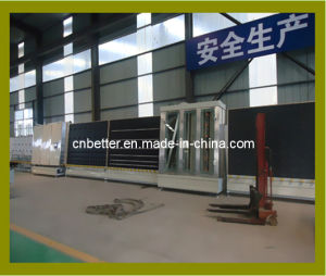 Jinan Automatic Multi-Functioanl Insulating Glass Production Line pictures & photos