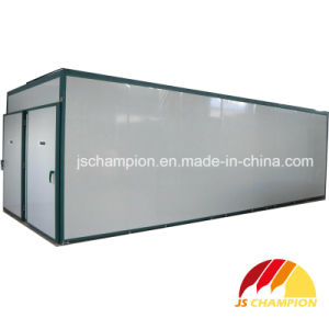 Good Quality Tunnel Type Chicken Eggs Incubator pictures & photos