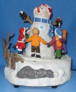 LED Snowman (13202)