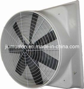 Poultry Exhaust Fan with PVC Shutter