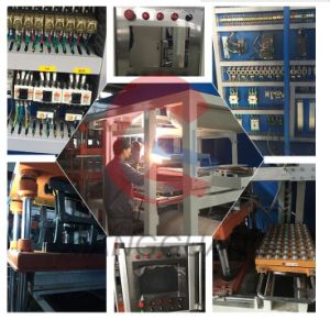 4 Station Thermoforming Machine for Sale China Manufacturer pictures & photos