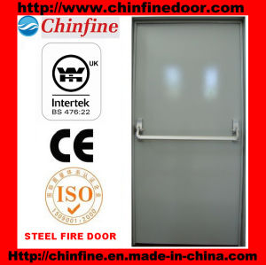 Steel Fire Door with Bs and CE Certificate (CF-F012) pictures & photos