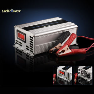 12V 8A Universal Car Battery Charger